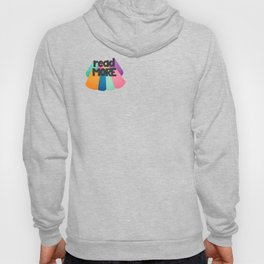 Read More 3D Colorful Rainbow Lettering Hoody