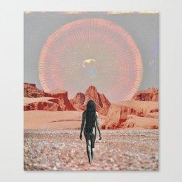 Matar Canvas Print