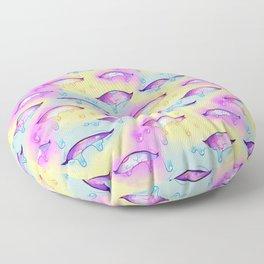Ahegao Eyes Floor Pillow