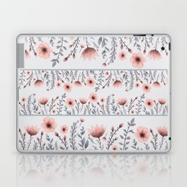 FLORAL WATERCOLOR Laptop & iPad Skin