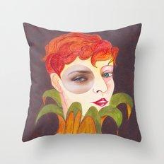 RETRATO 120314 Throw Pillow