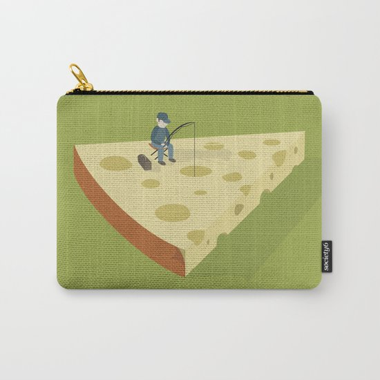Slice fishing Carry-All Pouch