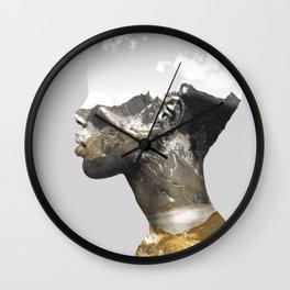 Portrait (Nature) Wall Clock