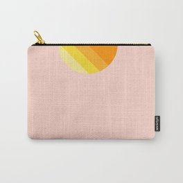 Hills and Sunshine Carry-All Pouch