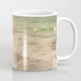 Tropical Beach Love Coffee Mug