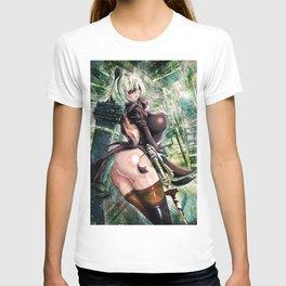 Raise Your Sword T-shirt