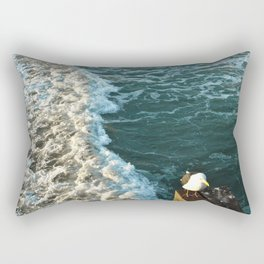 Santa Monica Pier 1 Rectangular Pillow