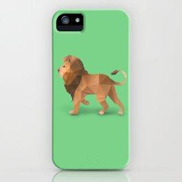 Lion. iPhone Case