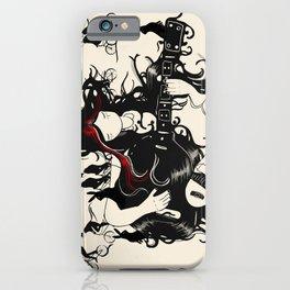 Hare Guitar iPhone Case