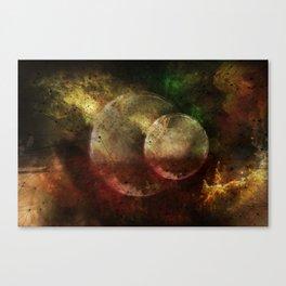 Planetary Soul Phoenix Canvas Print