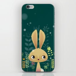 Bunny! iPhone Skin