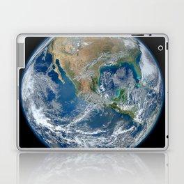 Our Beautiful Blue Marble Earth Laptop & iPad Skin