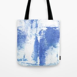 Corn flower abstract Tote Bag