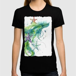Whispers By The Sea T-shirt
