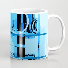 Abstract Composition 613 Coffee Mug