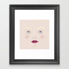 ESRA'NIN KADINLARI 6 Framed Art Print
