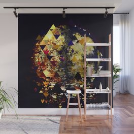 planet 3 Wall Mural