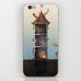 Wizard Tower iPhone Skin