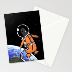 Penguinaut! Stationery Cards