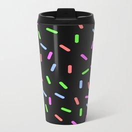 Funfetti Metal Travel Mug
