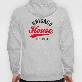 Chicago house est. 1984 Vintage DJ Hoody
