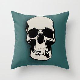 Skull ♥ - SHERLOCK Throw Pillow