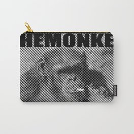 The Monkey Is You Carry-All Pouch