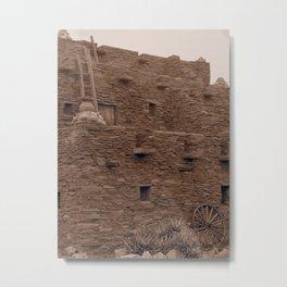 Canyon Architecture  Metal Print