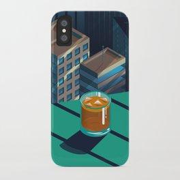 Bistro iPhone Case