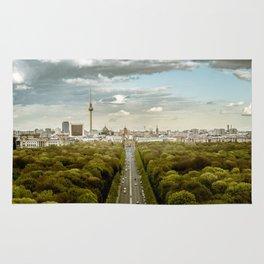 Berlin skyline Rug
