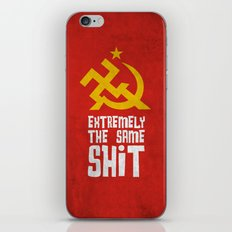 Extremists iPhone & iPod Skin