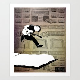 the chelsea Art Print