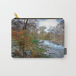 The Guadalupe River Carry-All Pouch