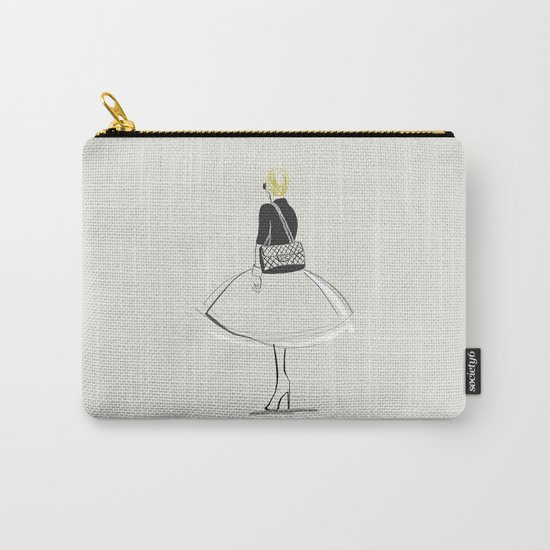 Stylish Carry-All Pouch