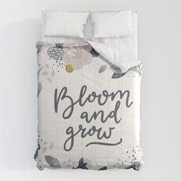 Bloom and Grow Comforters