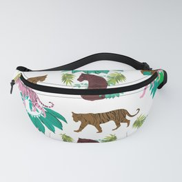 Tigers Fanny Pack