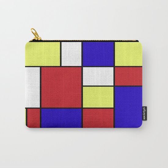 Abstract #406 Carry-All Pouch