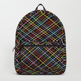 Weave 45 Black Backpack