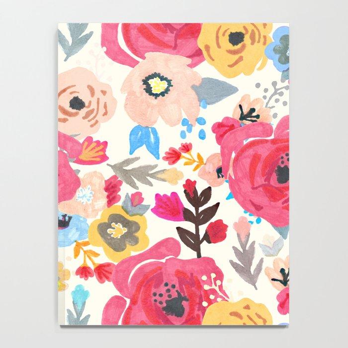 Summer Flora Notebook