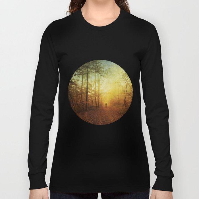 fall world Long Sleeve T-shirt