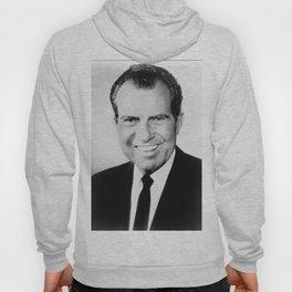 Portrait of Richard Nixon Hoody