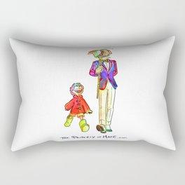 TPoH: Where are we going? Rectangular Pillow
