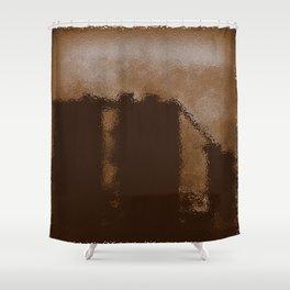 The Silo Shower Curtain
