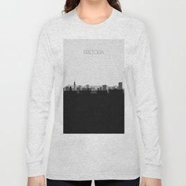 City Skylines: Pretoria Long Sleeve T-shirt