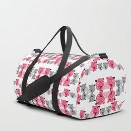 Pigs Duffle Bag