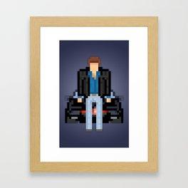 PixelWorld vol. 2 | #27 Framed Art Print