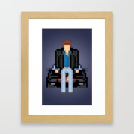 PixelWorld vol. 2   #27 Framed Art Print