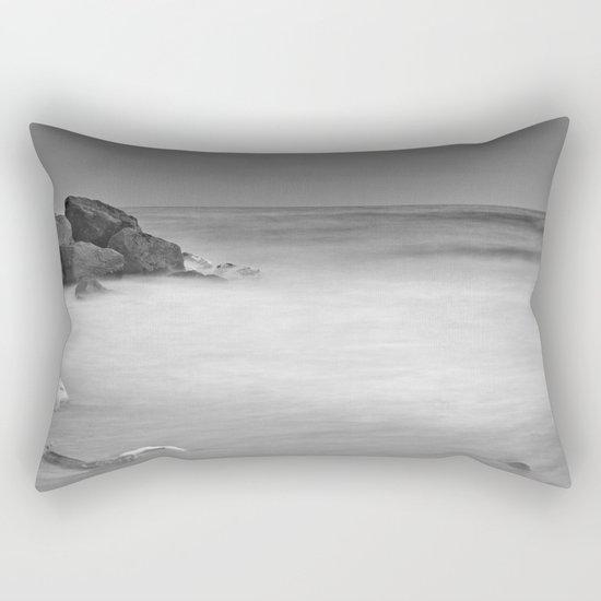 White rock Rectangular Pillow