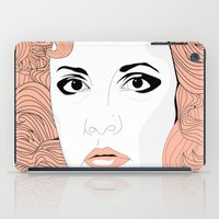 stevie nicks iPad Cases featuring Stevie by IN SEARCH OF GOOD THINGS