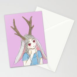 """""""Hit or miss? """" Stationery Cards"""